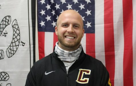 Mr. Drew Botel, CHS Social Studies Teacher