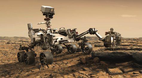 Mission - Mars 2020