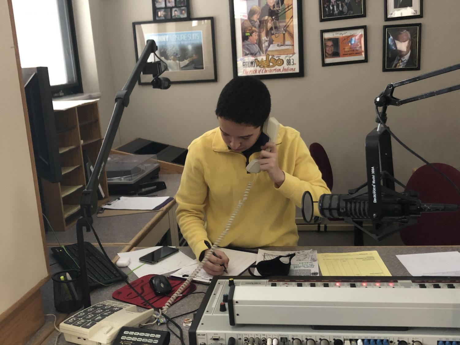 Chesterton High School's Own WDSO Celebrates The 30th Anniversary of Radiothon