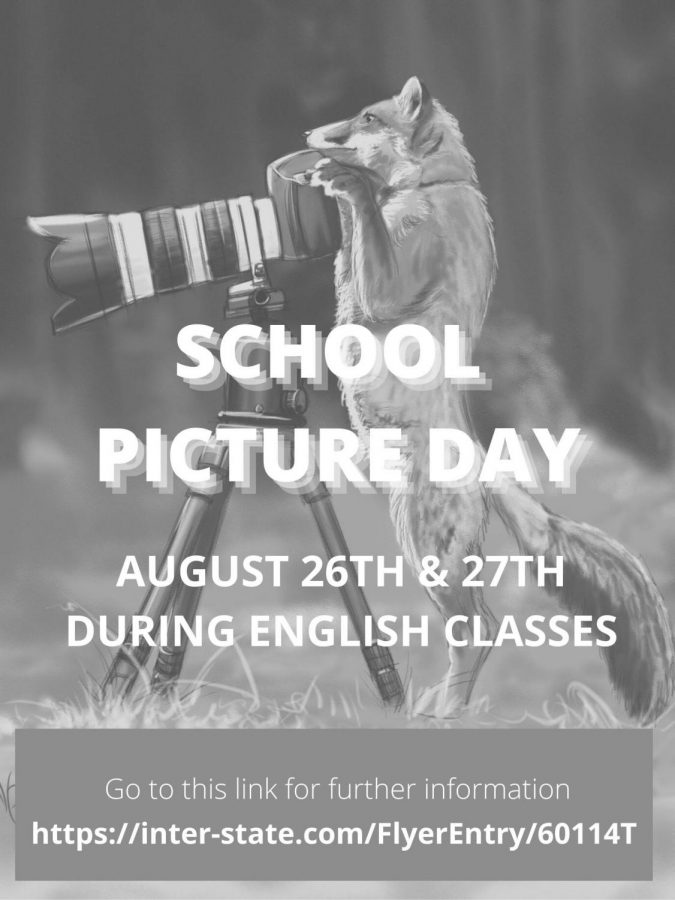 Picture day is next Thursday and Friday at CHS