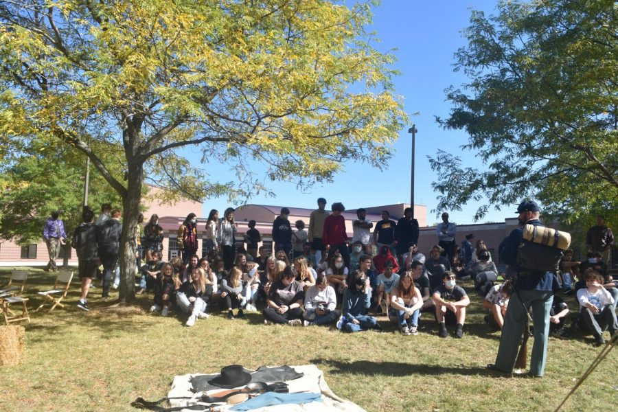 Civil War Camp is Back in Action!