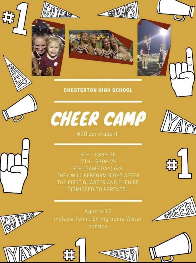 Kids Cheer Camp is Back