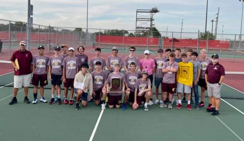 Chesterton Back on Track... Wins 2021 Sectional Title